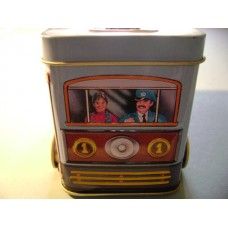 Hershey Transit Co. Collectible Tin w/ Working Wheels