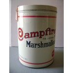 Campfire Marshmallow Tin - Replica of 1920's, Collectible